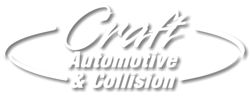Craft Automotive and Collision Logo, Craft Automotive Group